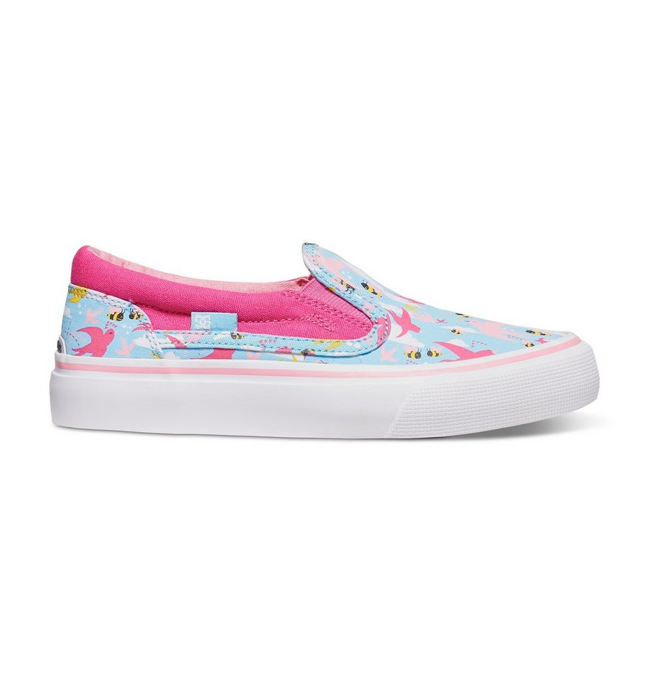 DC Shoes Low top »Trase SP« in crazy pink/white