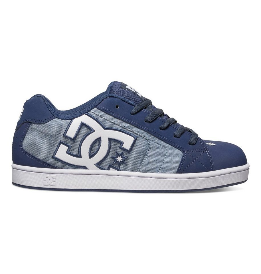 DC Shoes Low top »Net SE« in Navy/blue/white