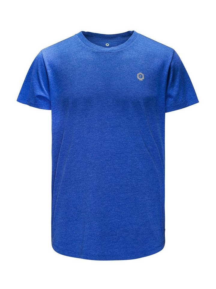 Jack & Jones Long fit T-Shirt in Surf the Web