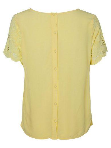 Vero Moda Häkel T-Shirt