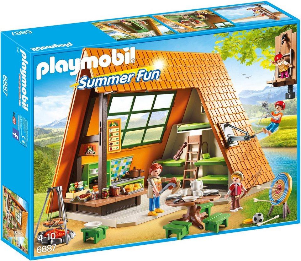 Playmobil® Großes Feriencamp (6887), »Summer Fun«