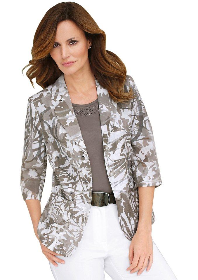 Lady blusenblazer in schimmender optik kaufen otto - Festliche blazer ...