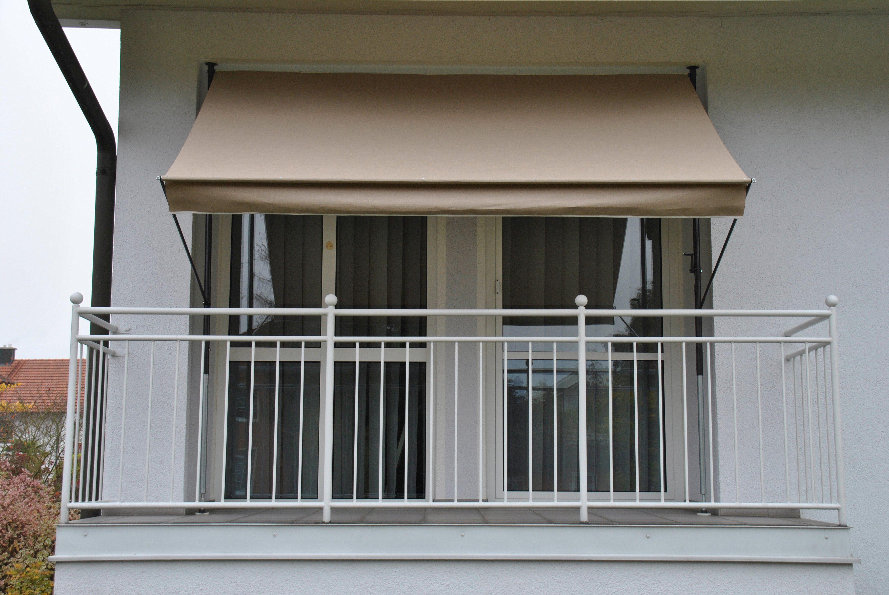 balkon markise 3m kn54 hitoiro. Black Bedroom Furniture Sets. Home Design Ideas