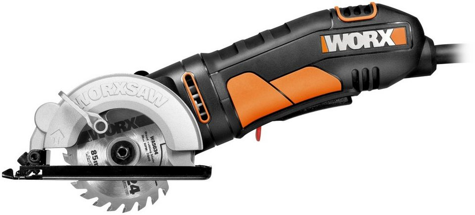 Minihandkreissäge »WX423« in orange