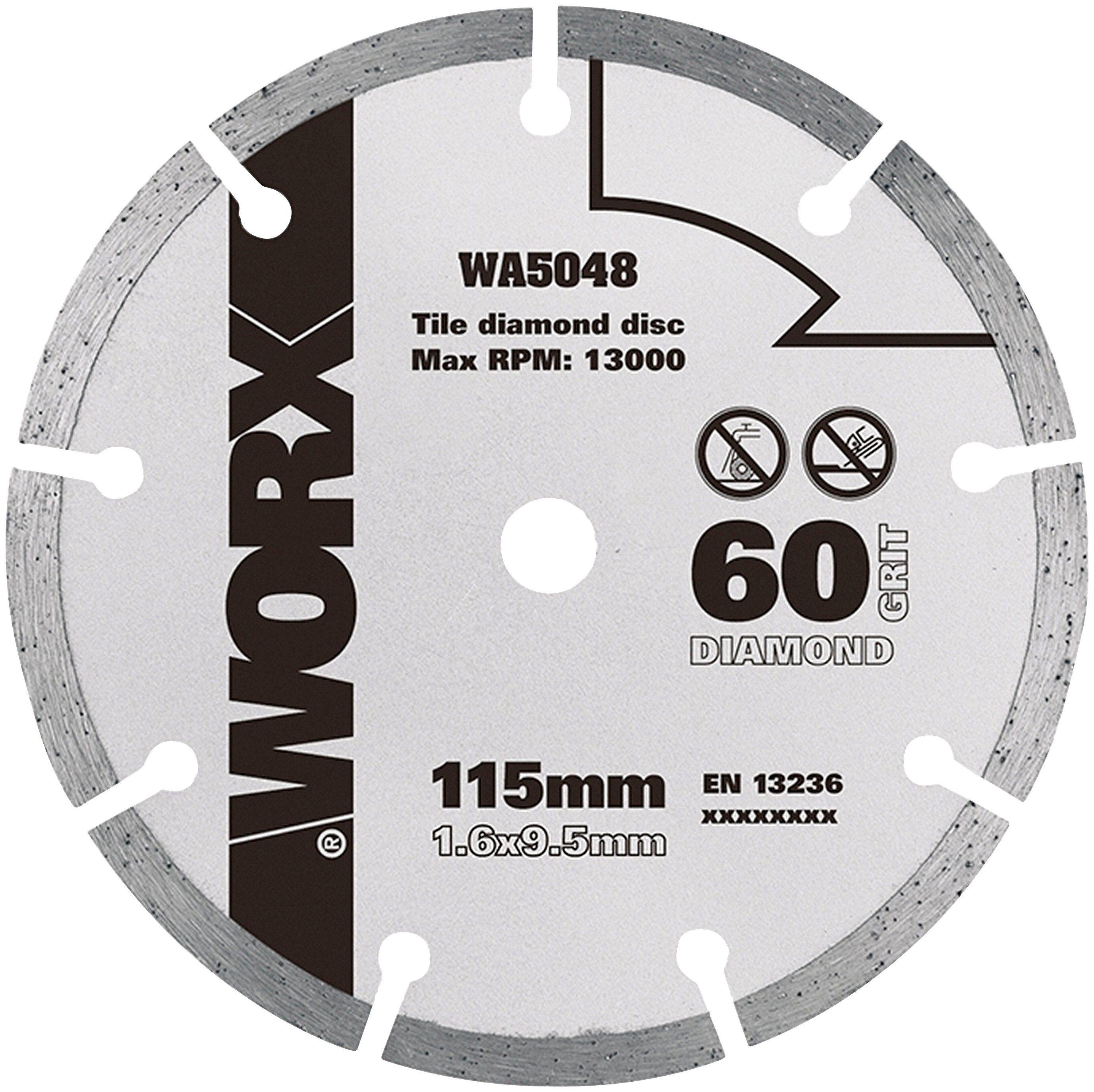 Worx Diamant-Segmentsägeblatt »WA5048«