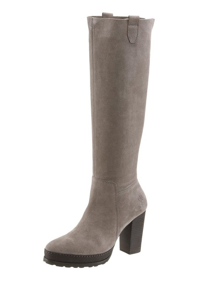 Marc O'Polo Stiefel XS Schaft in taupe
