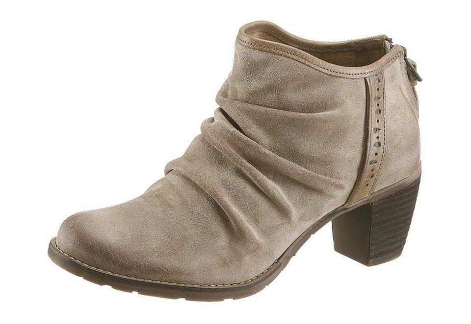 DKODE Stiefelette in taupe