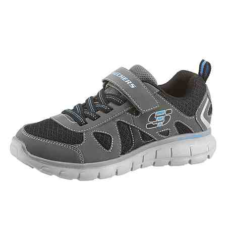 Skechers Kids »Vim - Speed Thru« Sneaker mit Klettverschluss