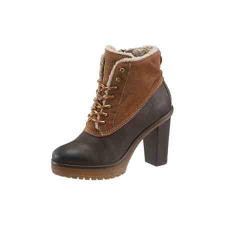 Unwiderstehlich, hoch, ob mit oder ohne Plateau, ob glitzer, schwarze oder rote - Hier finden Sie die richtigen High Heels.