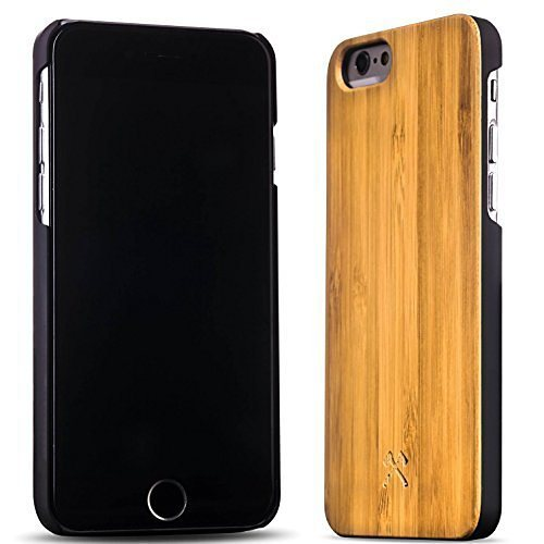 Woodcessories EcoCase - iPhone 6 / 6s Echtholz Case - Camille in braun