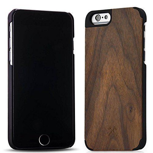 Woodcessories EcoCase - iPhone 6 / 6s Echtholz Case - van Damme