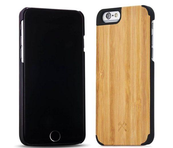 Woodcessories EcoCase - iPhone 6 Plus / 6s Plus Echtholz Case - Caspar