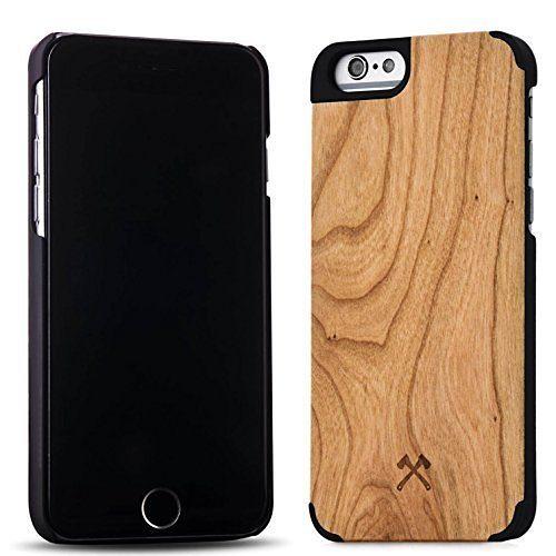 Woodcessories EcoCase - iPhone 6 / 6s Echtholz Case - Statham
