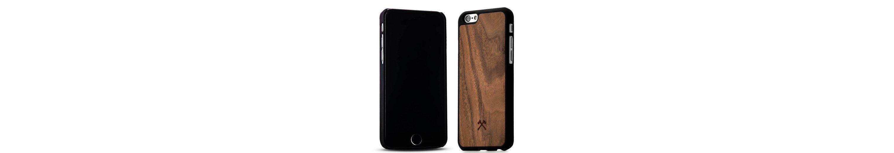 Woodcessories EcoCase - iPhone 6 / 6s Echtholz Case - Calvin