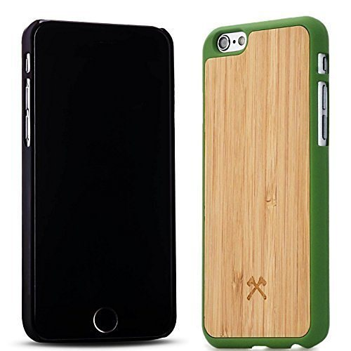 Woodcessories EcoCase - iPhone 6 / 6s Echtholz Case - Ralph in braun