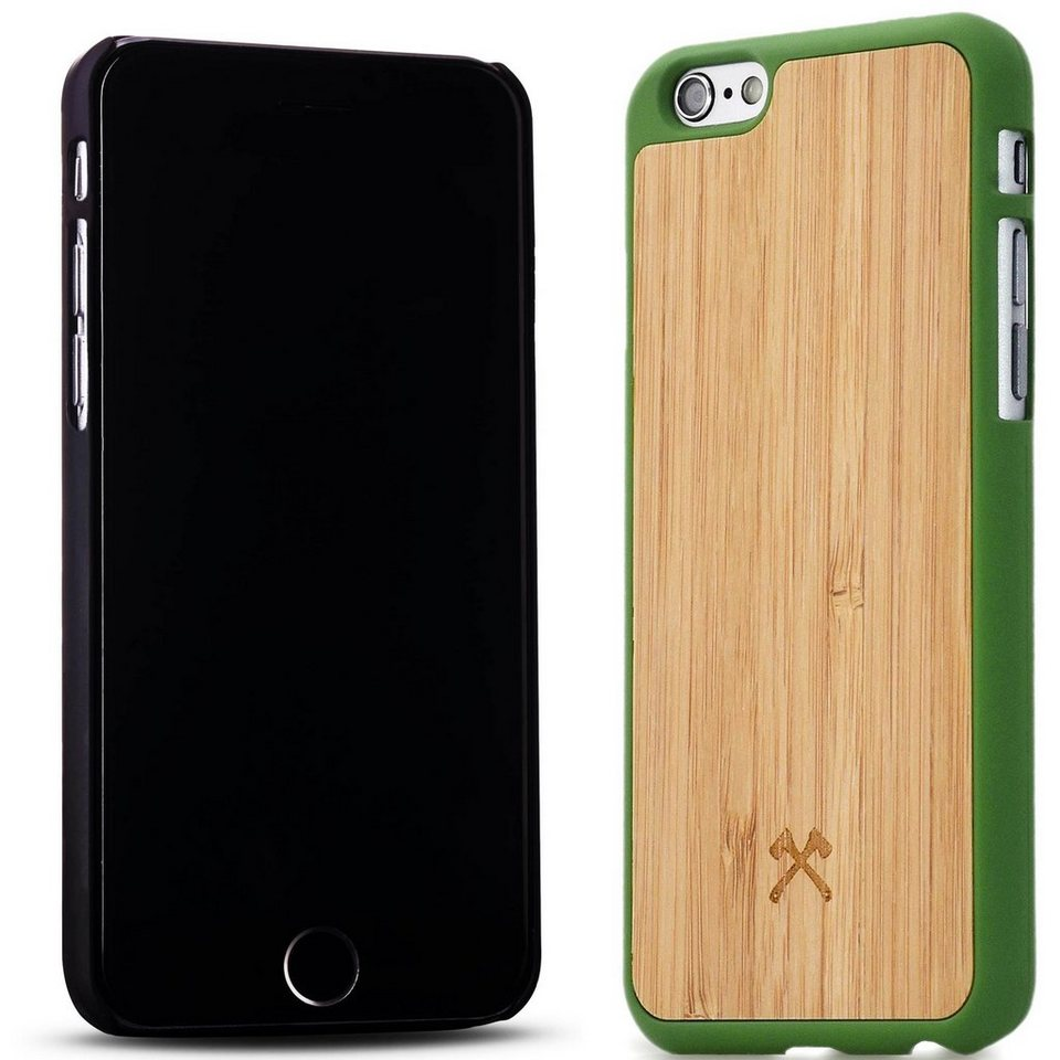 Woodcessories EcoCase - iPhone 6 Plus / 6s Plus Echtholz Case - Ralph in braun