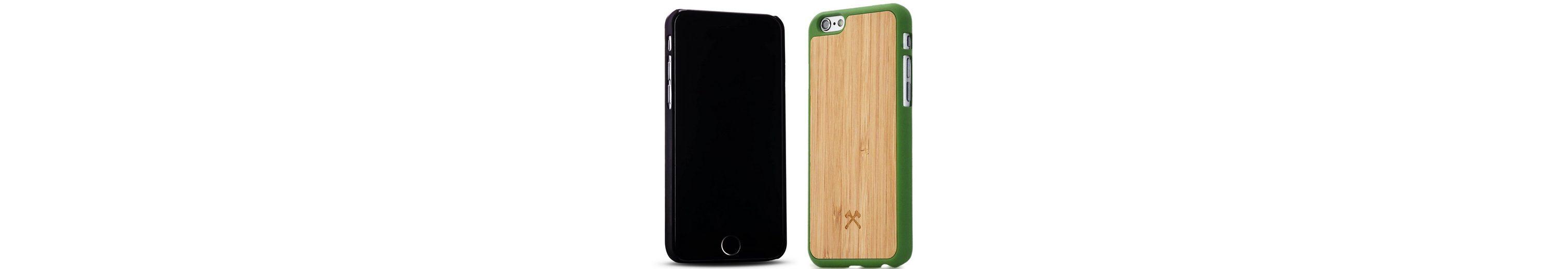 Woodcessories EcoCase - iPhone 6 Plus / 6s Plus Echtholz Case - Ralph