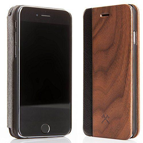 Woodcessories EcoCase - iPhone 6 Plus / 6s Plus Echtholz Flipcase