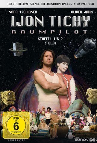 DVD »Ijon Tichy: Raumpilot DVD-Box«