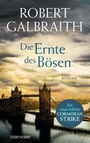 Gebundenes Buch »Die Ernte des Bösen / Cormoran Strike Bd.3«