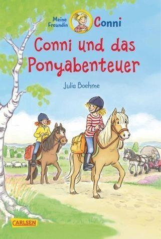 Gebundenes Buch »Conni und das Ponyabenteuer / Conni...«