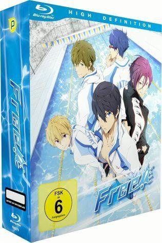 Blu-ray »Free!«