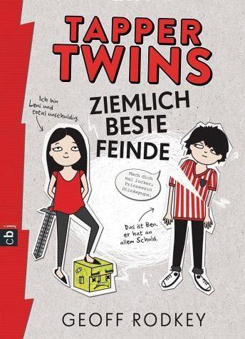 Gebundenes Buch »Ziemlich beste Feinde / Tapper Twins Bd.1«