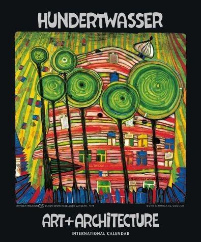 Kalender »Hundertwasser International Calendar Art +...«