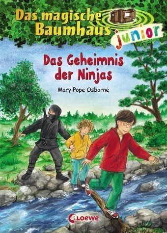 Gebundenes Buch »Das Geheimnis der Ninjas / Das magische...«
