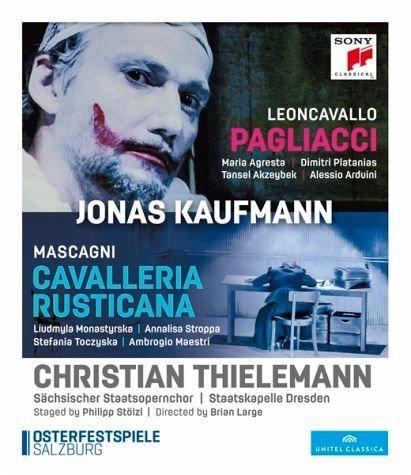 Blu-ray »Pagliacci - Cavalleria Rusticana«