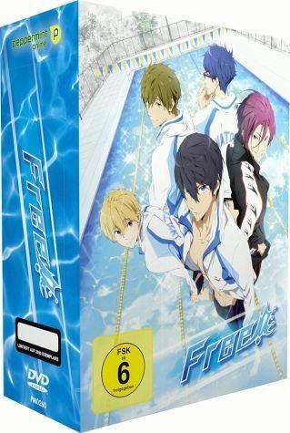 DVD »Free! (2 Discs)«