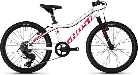 Ghost Mountainbike »Lanao R1.0 AL W«, 8 Gang Shimano Tourney TX RD-TX800 8-S Schaltwerk, Kettenschaltung, MIDDLE