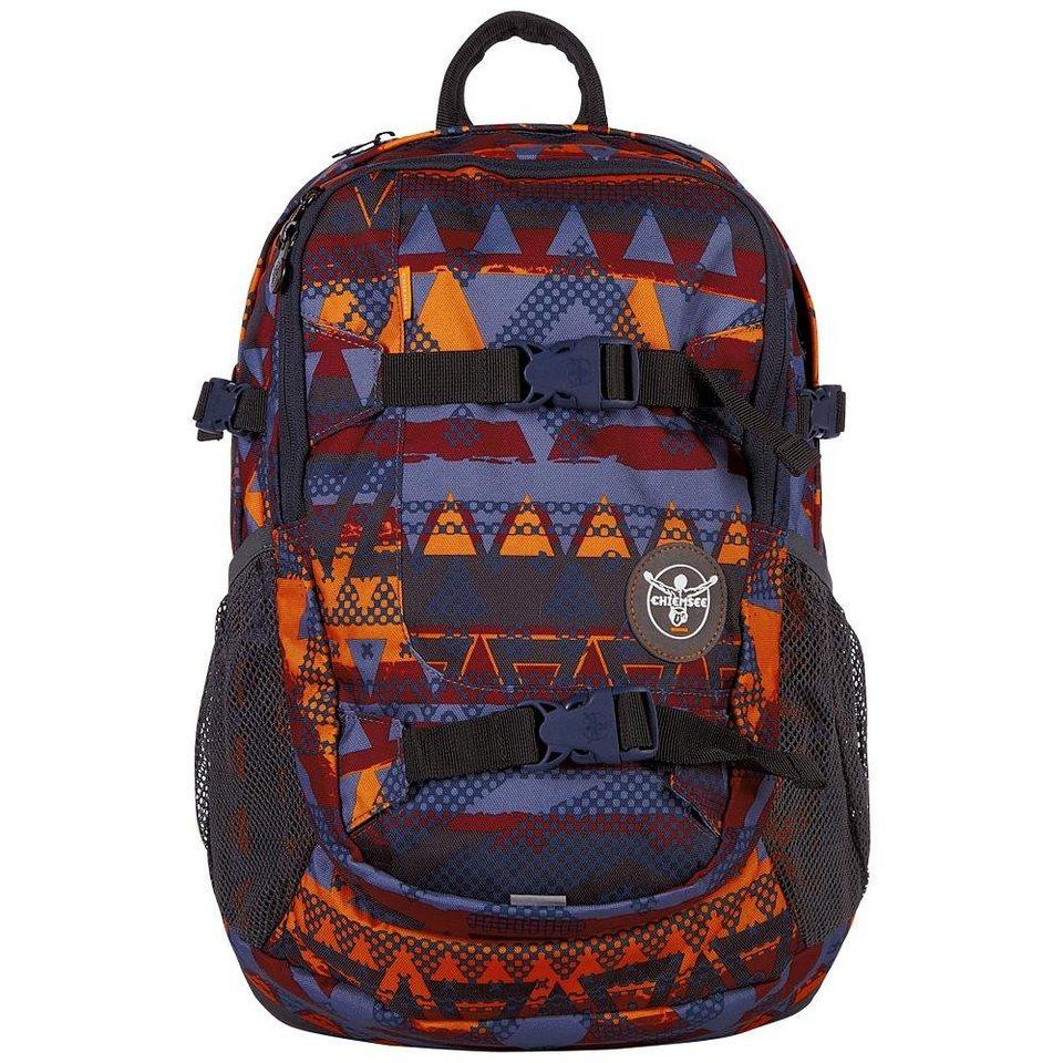 Chiemsee Rucksack »SCHOOL« in native chiemse