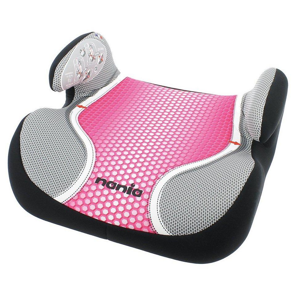 Osann Sitzerhöhung Topo Luxe, Pop Pink, 2017 in pink