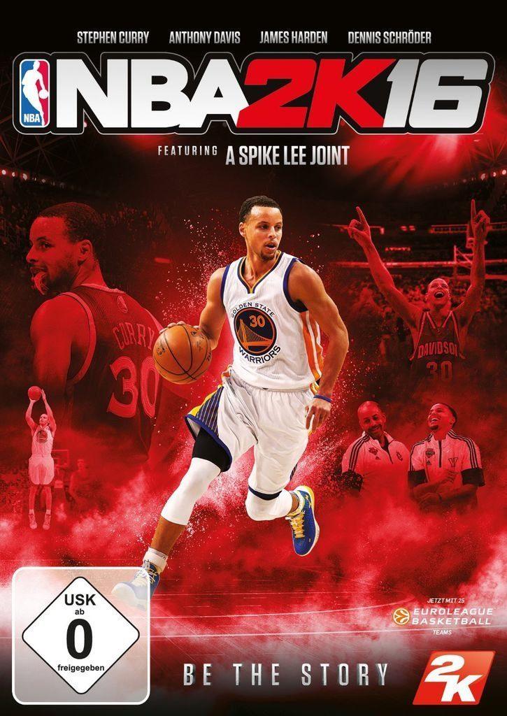 Take 2 PC - Spiel »NBA 2K16«