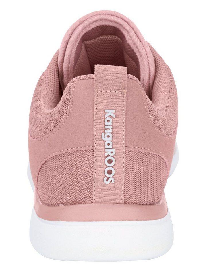 Sneaker von KANGAROOS in rosa