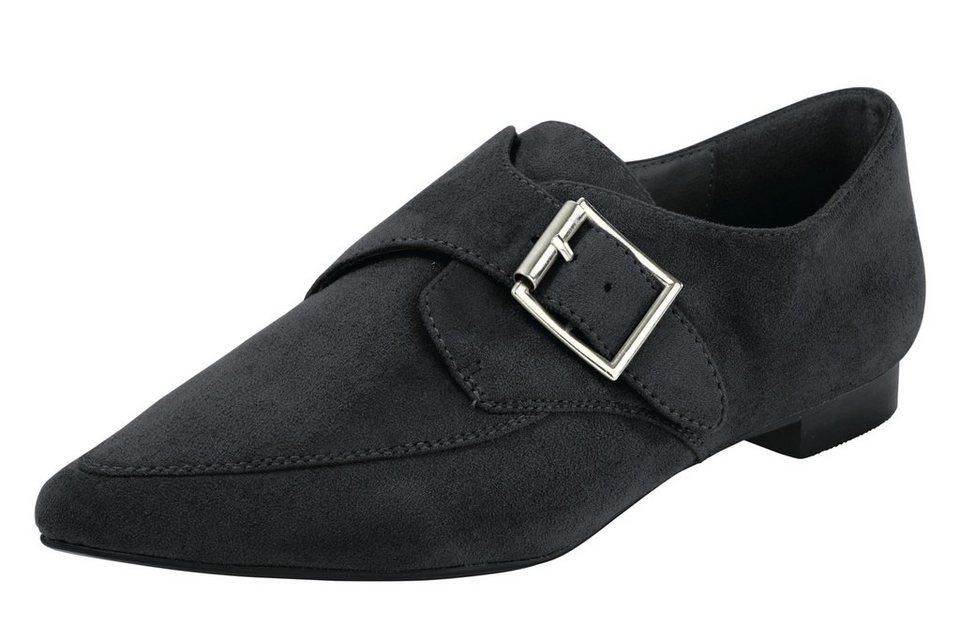 Slipper in schwarz