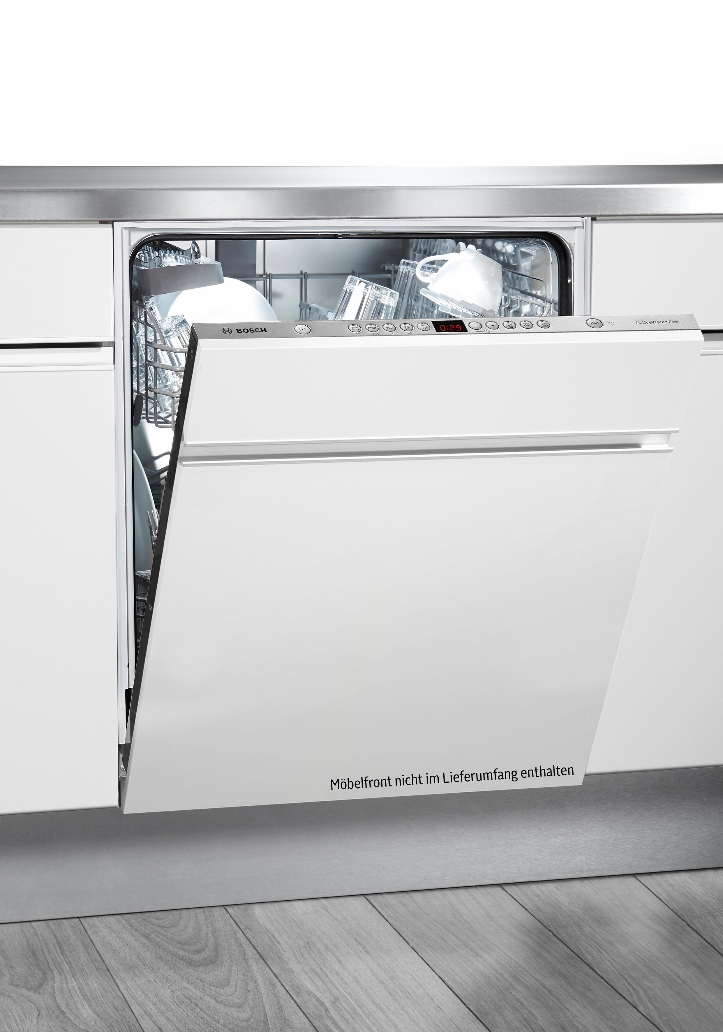 Bosch vollintegrierbarer Einbaugeschirrspüler SBV54N31EU, Energieklasse A++