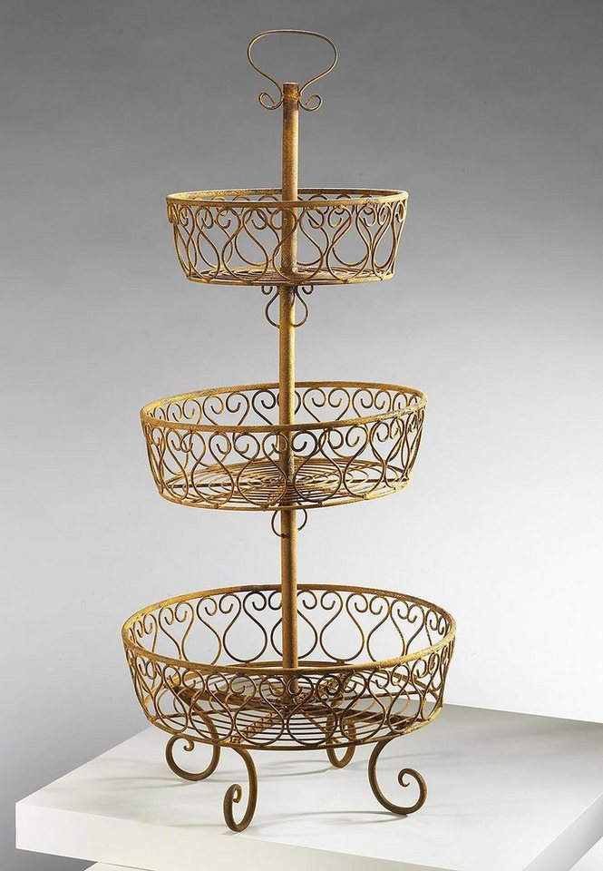Home affaire Etagere in braun