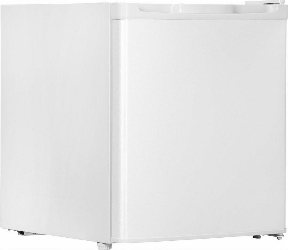 Hanseatic Kühlschrank HMKS5144 A1, Energieklasse A+, 51 cm hoch in weiß