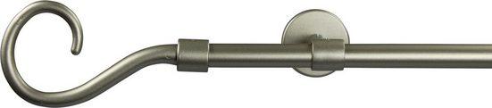 Gardinenstange »Krokur«, GARESA, Ø 16 mm, 1-läufig, Wunschmaßlänge