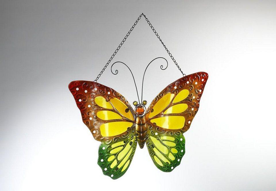 Home affaire Deko-Schmetterling in grün