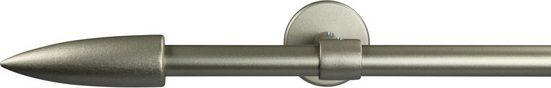 Gardinenstange »Speedy«, GARESA, Ø 16 mm, 1-läufig, Wunschmaßlänge