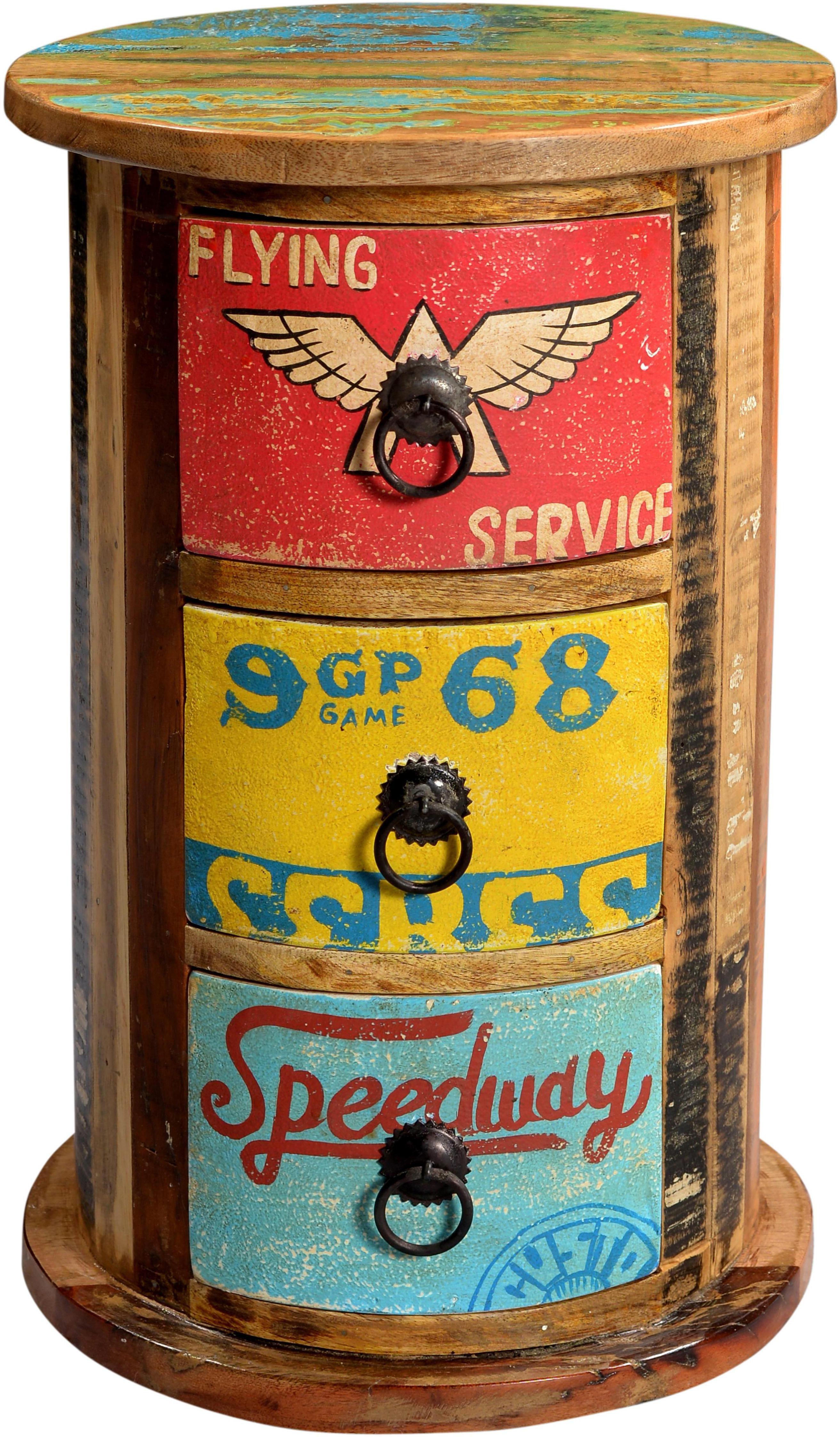 SIT Kommode »Speedway«, Höhe 46 cm