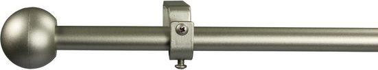 Gardinenstange, GARESA, Ø 16 mm, 1-läufig, Wunschmaßlänge