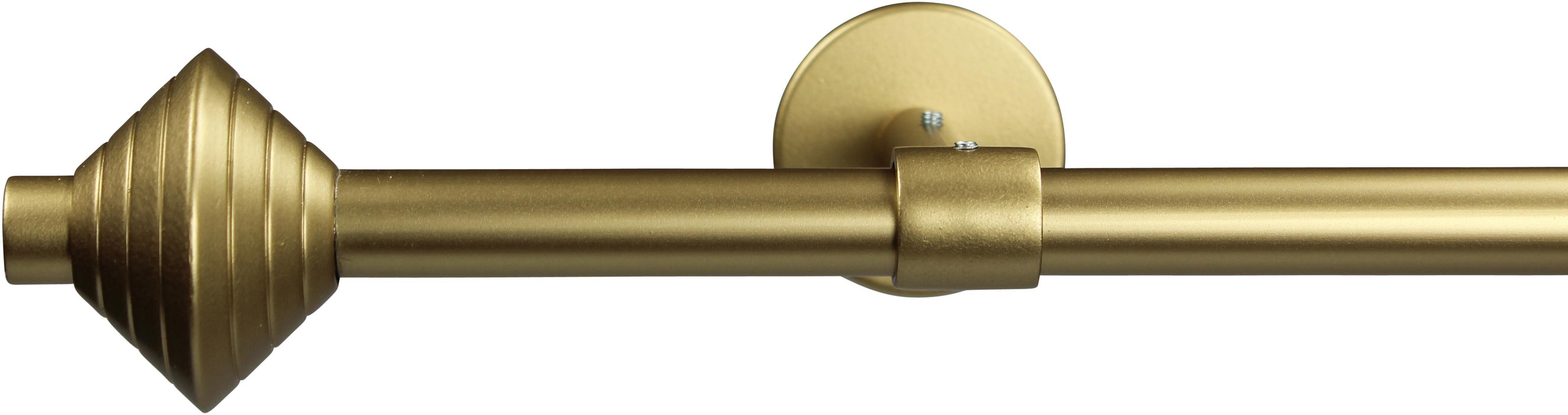 Gardinenstange 16 mm Galaxis, ohne Ringe, mit geschlossenen Träger, nach Maß | Heimtextilien > Gardinen und Vorhänge > Gardinenstangen | GARESA