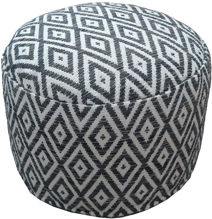 SIT Sitzhocker »This & That«, Breite 35 cm in schwarz/weiß