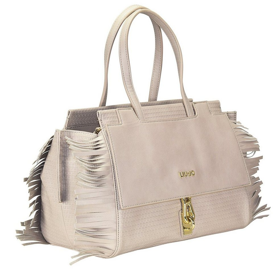 Liu Jo Shopping Mediterraneo Shopper Tasche 38 cm in cement