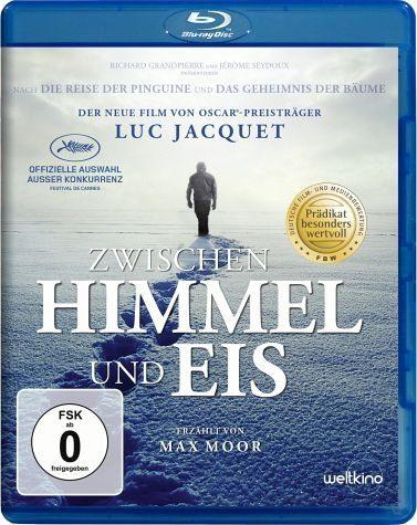 Blu-ray »Zwischen Himmel und Eis«