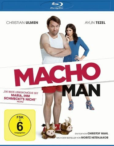 Blu-ray »Macho Man«